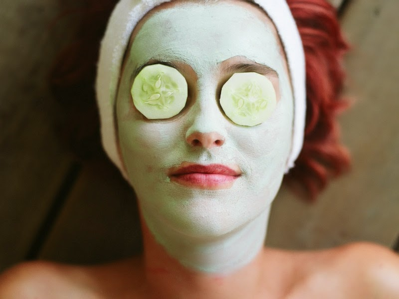 Natural Face Mask For Combination Skin