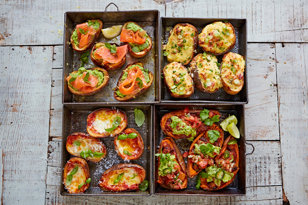 5 potato recipes that you need in your life helpimastudent for Canape ideas jamie oliver